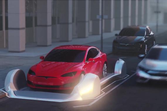 视频:未来隧道汽车行驶 司机们的福音