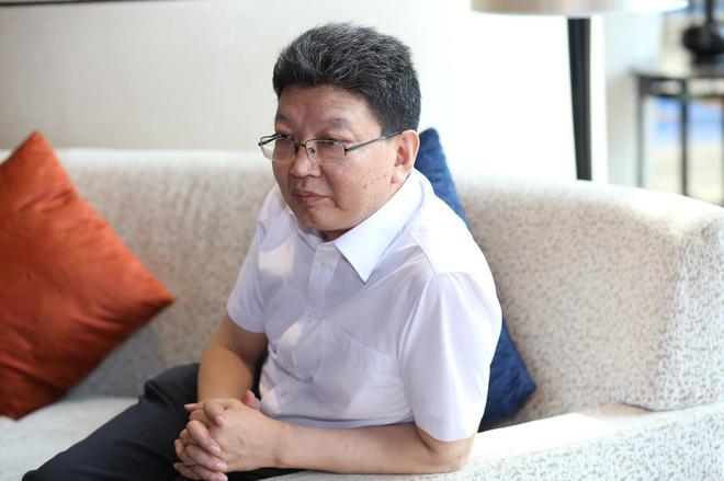 北汽银翔汽车有限公司总经理 白天明