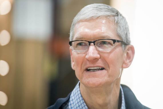 库克爆苹果正在开发自动驾驶系统