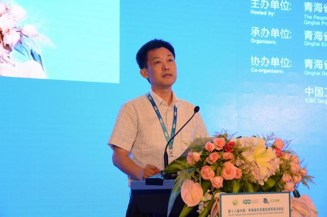 工业和信息化部装备工业司副司长瞿国春