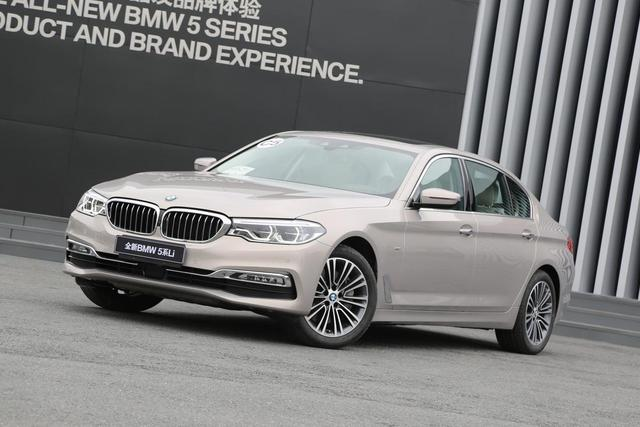 硬实力大幅提升 全新BMW 5系Li购车手册
