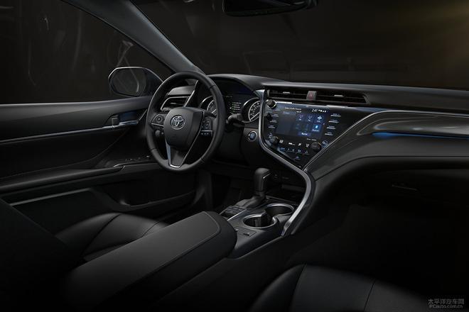 预计年底国产 新一代丰田凯美瑞美国下线