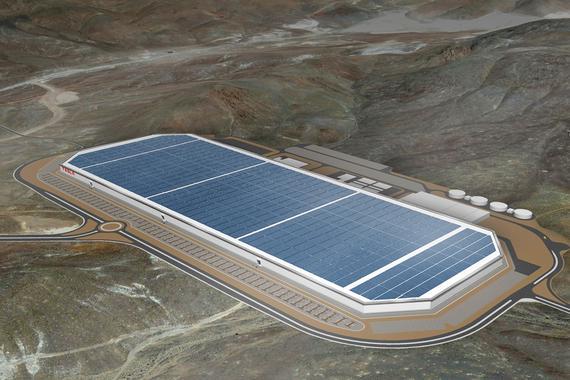 外媒:2021年中国电池产能将是特斯拉超级电池的3.5倍