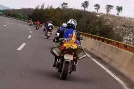 7月1日摩托车能上高速了 但先满足这6个条件