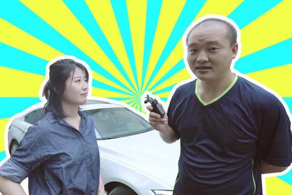 [老K说车]宝马4女车主谈爱车