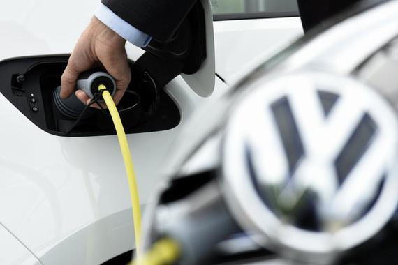 """新能源合资不受限 外资电动车企或成市场""""收割者"""""""