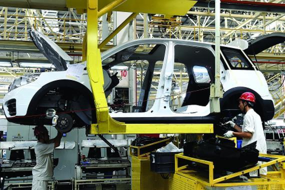 外商建立电动车合资企业不受两家数量限制