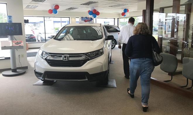 美国6月新车销量达147万辆 连续第四个月下滑