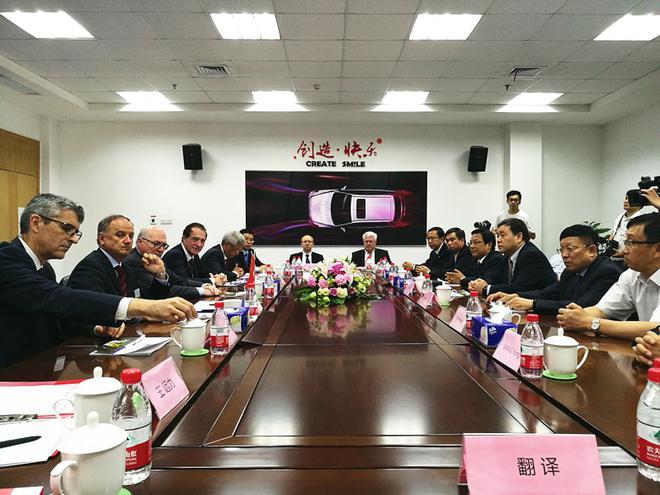 东风日产首先使用 东风汽车弗吉亚成立零部件合资公司