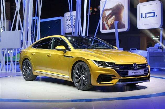 一汽-大众新车计划曝光 将推23款全新车型