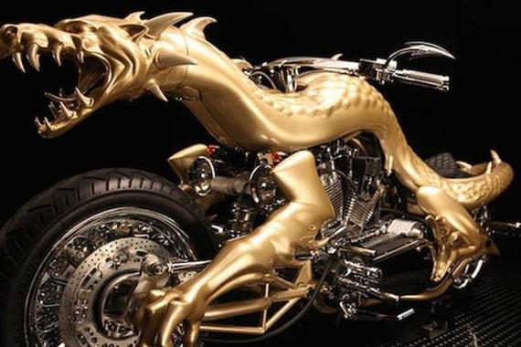 全球最贵的10辆摩托:最贵1辆要2500万