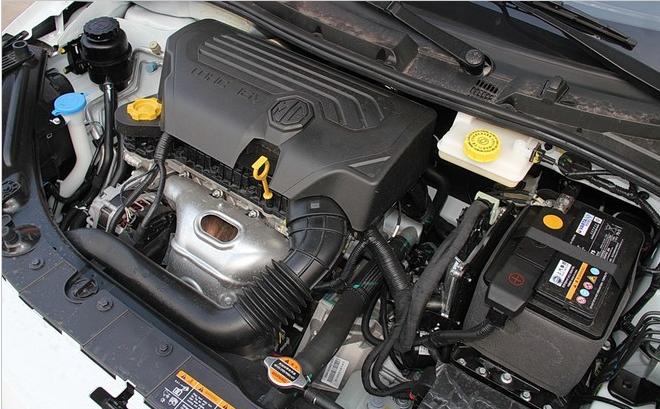 新款名爵3或加推自动挡车型 预搭1.5L引擎