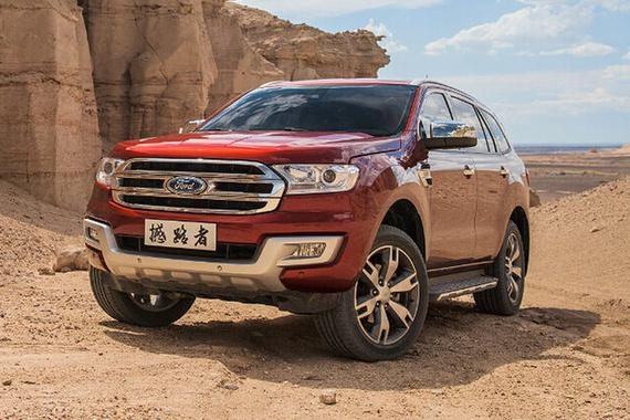 江铃汽车上半年销量增29% SUV增幅明显