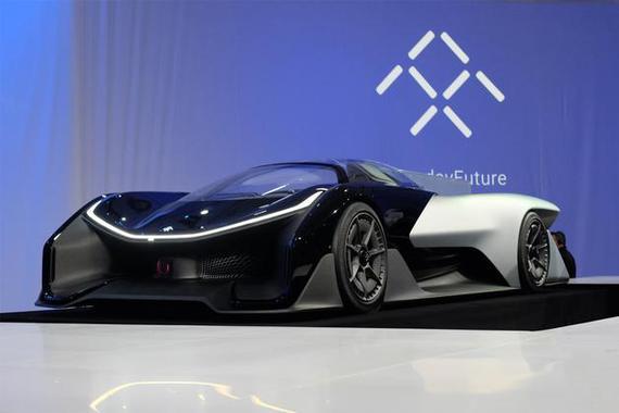 法乐第独家回应:确暂停10亿美元电动汽车工厂项目