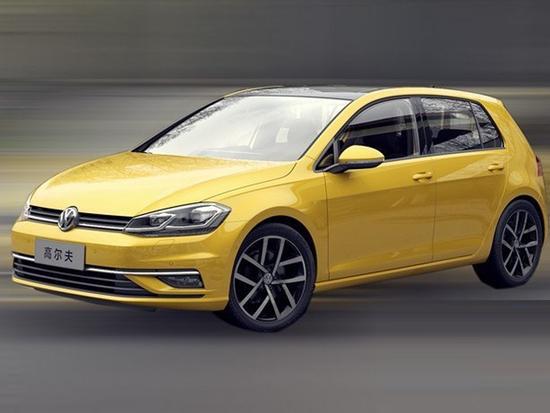 新款高尔夫家族车型 或将于11月4日上市