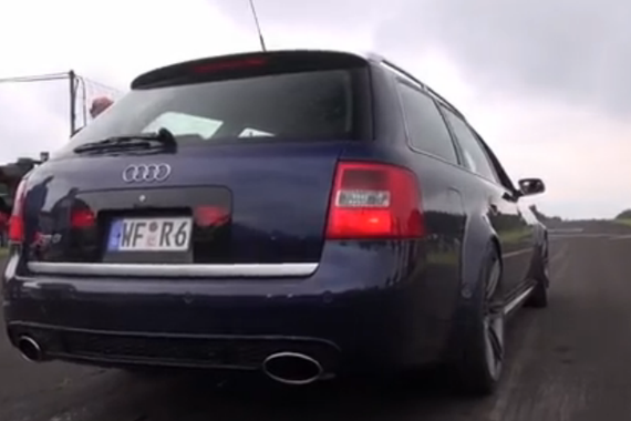 视频:燃爆了!漂移掉头 奥迪RS 4各种炫酷镜头合集