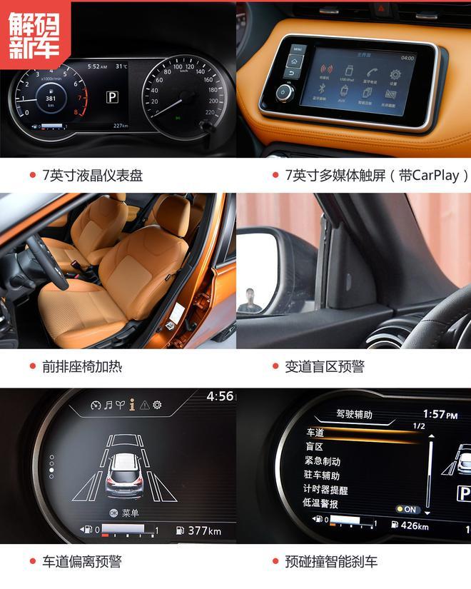 解码新车:日产小型SUV劲客到底怎么样?
