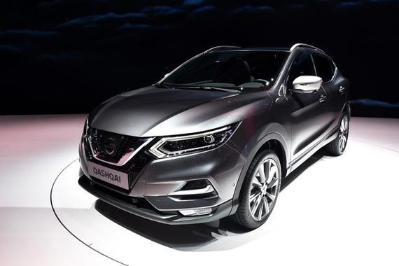 或为新款逍客 东风日产新车11月发布
