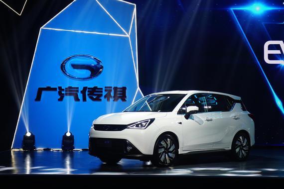 广汽传祺GE3正式上市 售22.28-24.58万元