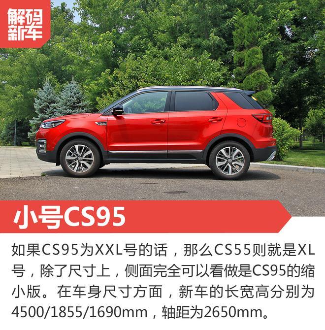 解码新车:长安CS55到底怎么样?