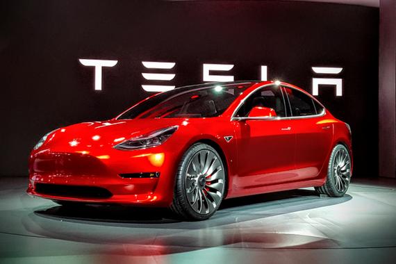 首批特斯拉Model 3将于三天后交付