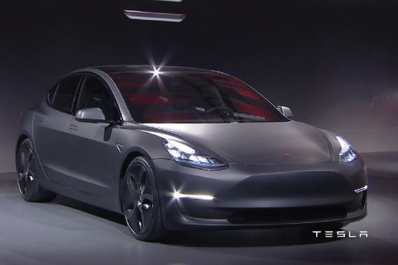 瑞银:首批Model 3今日交付 特斯拉未来取决于此