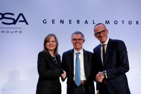 PSA正式完成收购欧宝 成欧洲第二大汽车公司
