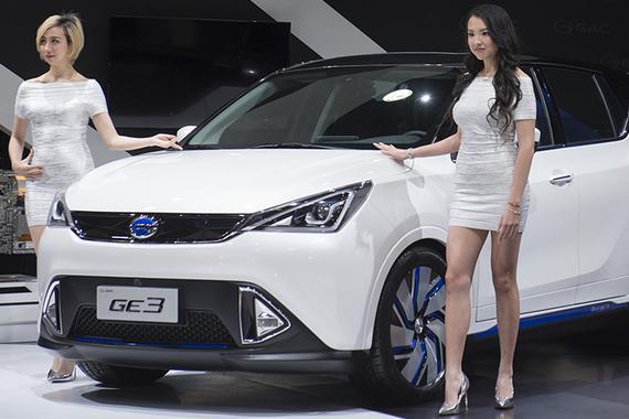 花十来万就能买续航300公里以上的新能源汽车