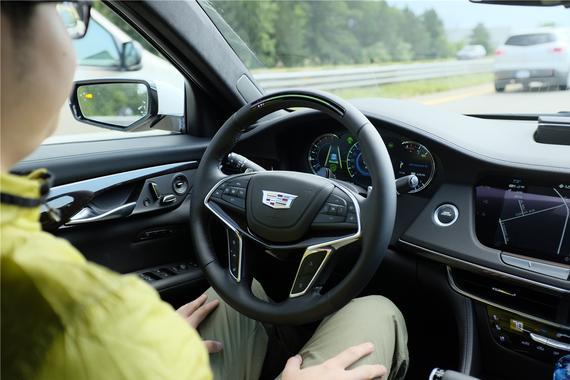 """新美式豪华 北美体验通用的""""自动驾驶"""""""