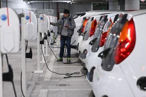 上半年全球最畅销电动车 知豆列第五