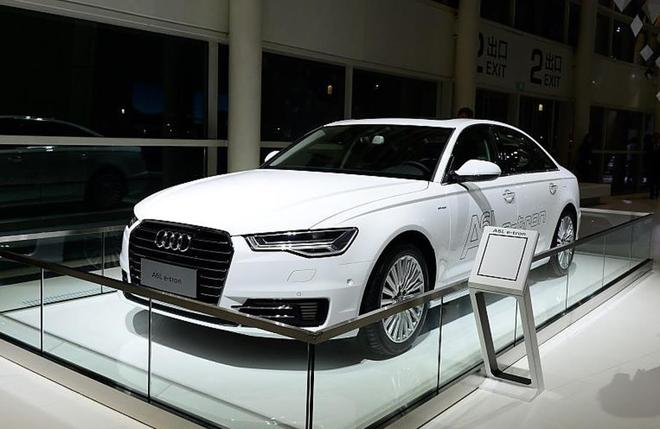 新款奥迪A6L/A6L e-tron将于成都车展上市