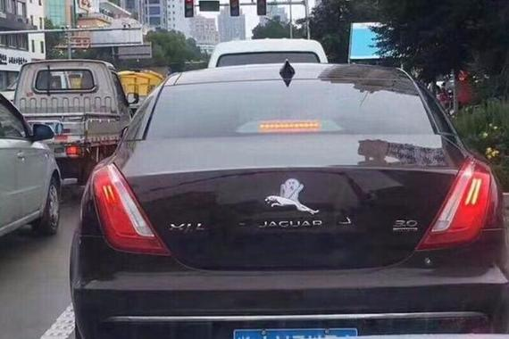中国车主太会玩车标了 最被玩坏的是标志