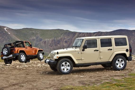 王凤英确认长城考虑收购Jeep
