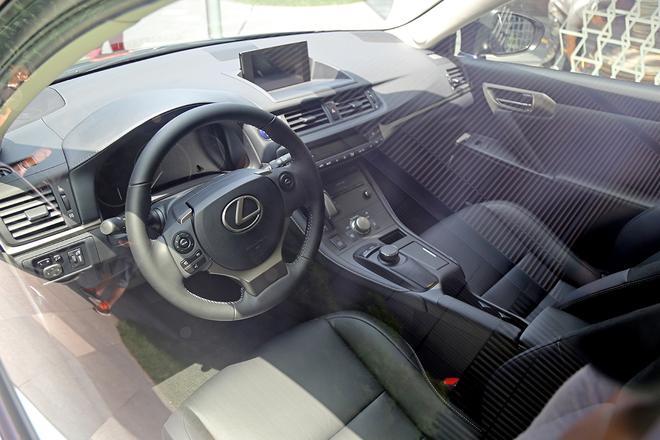 雷克萨斯新款CT200h正式上市 售22.9万起