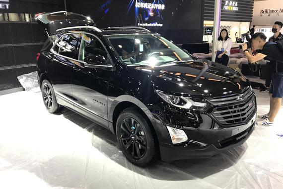 2017成都车展探馆:雪佛兰探界者RS