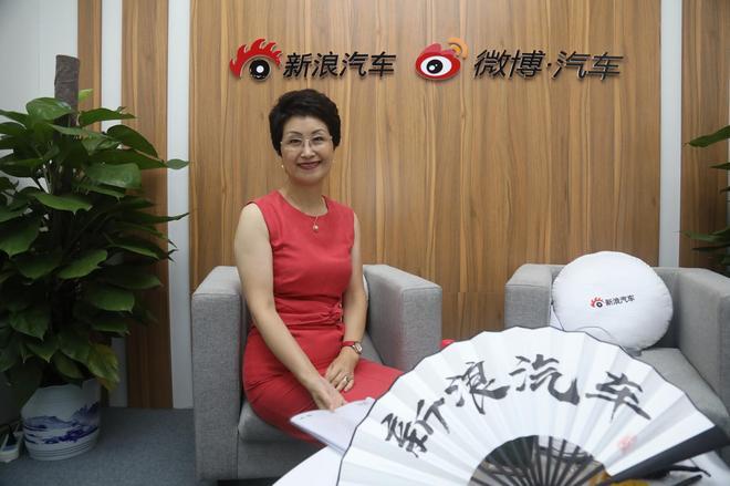 杨美虹:宝马的增长是非常扎实的