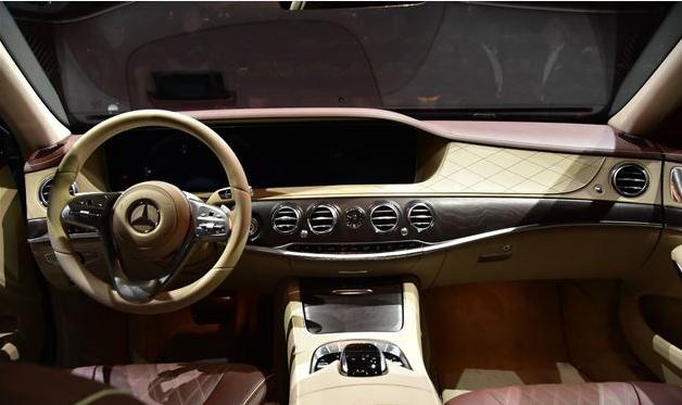 曝奔驰新款S级将推5款车型 预售95万元起