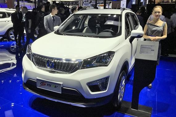 长安将推四款新车 计划2017年底前上市