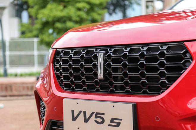 WEY VV5s正式上市 售15.00-16.30万元