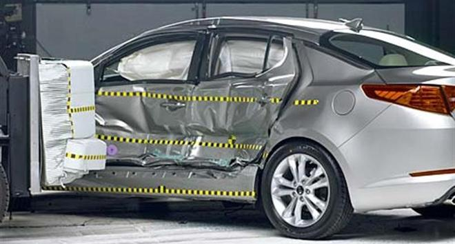 看见车撞断了就不安全? 我觉得没那么简单