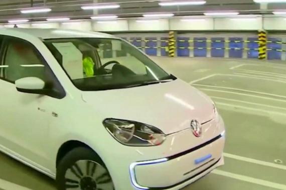 视频:揭秘大众e-UP斯洛伐克工厂生产、装配全过程!