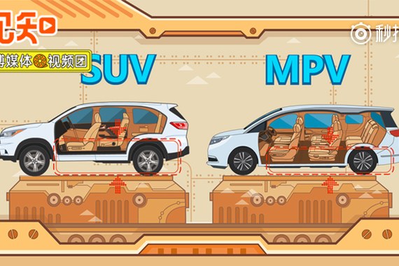 视频:7座SUV和MPV,哪个更适合全家出行?