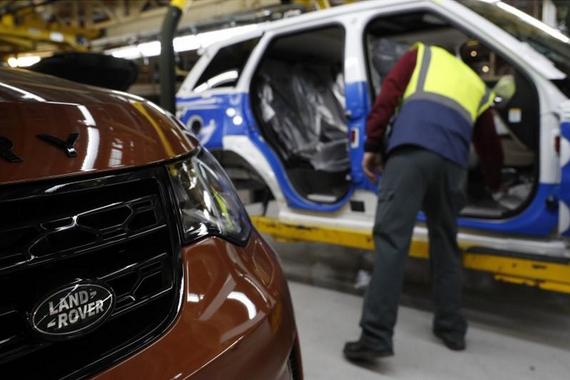 捷豹路虎宣布2020年所有车型都拥有电动版