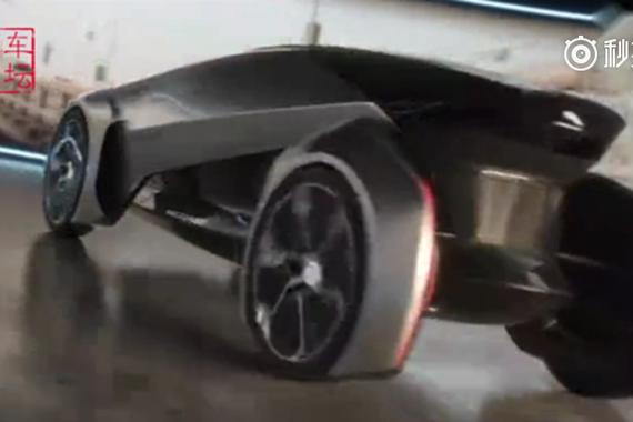 捷豹Future-Type ACES概念车,感觉如何?