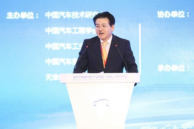 日本汽车理事、日产(中国)投资有限公司总经理  西林隆先生