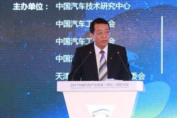 冯兴亚:掌控自主核心技术不可依靠合资合作