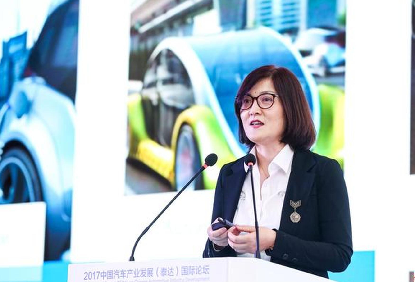蒋京芳:自动驾驶仍要重视行车感受