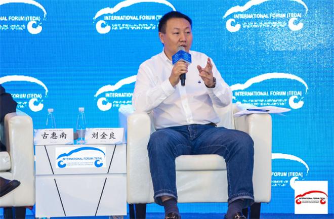 刘金良:传统和互联网车企都要知道未来汽车的样子