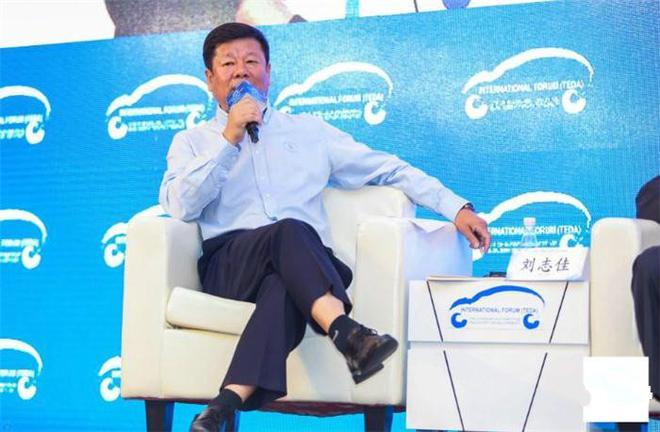 刘志佳:汽车永远是高技术的载体 颠覆不了