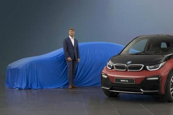 宝马宣布2025年将推出25款电动车